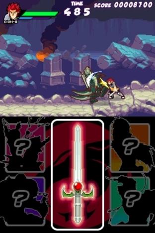 Images Thundercats Nintendo DS - 3