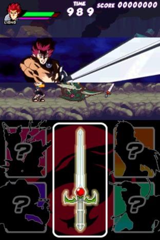 Thundercats (Cosmocats) trouve une date de sortie sur DS