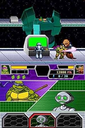 Teenage Mutant Ninja Turtles 3 : Mutant Nightmare