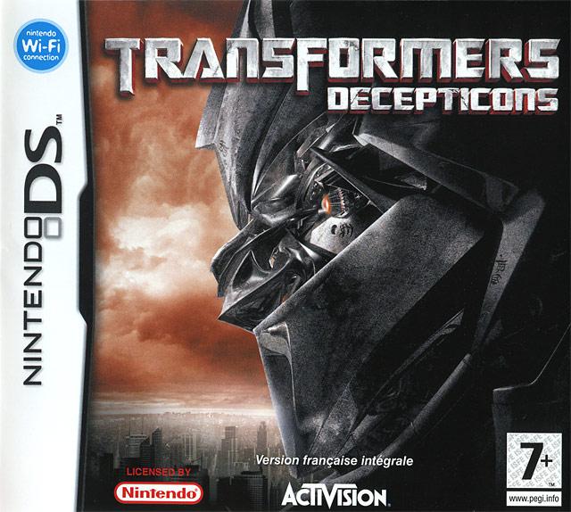 Transformers : Decepticons V1.1[Multi]