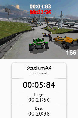 [New DS]Trackmania DS Trdsds001