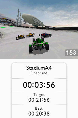[New DS]Trackmania DS Trdsds002