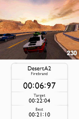 [New DS]Trackmania DS Trdsds004