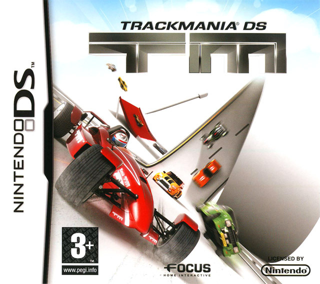 [Test DS] Trackmania . Trdsds0f