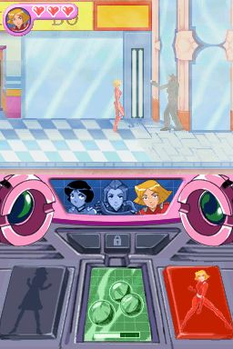 Totally Spies! 3 : Agents Secrets