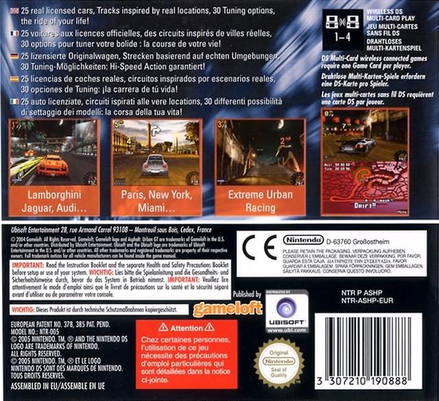 jeuxvideo.com Asphalt : Urban GT - Nintendo DS Image 2 sur 26