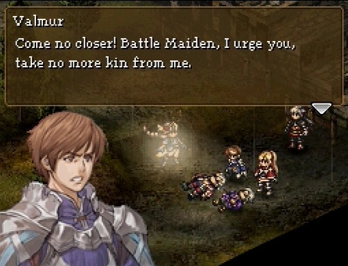 Valkyrie Profile Covenant of the Plume is the new FFT