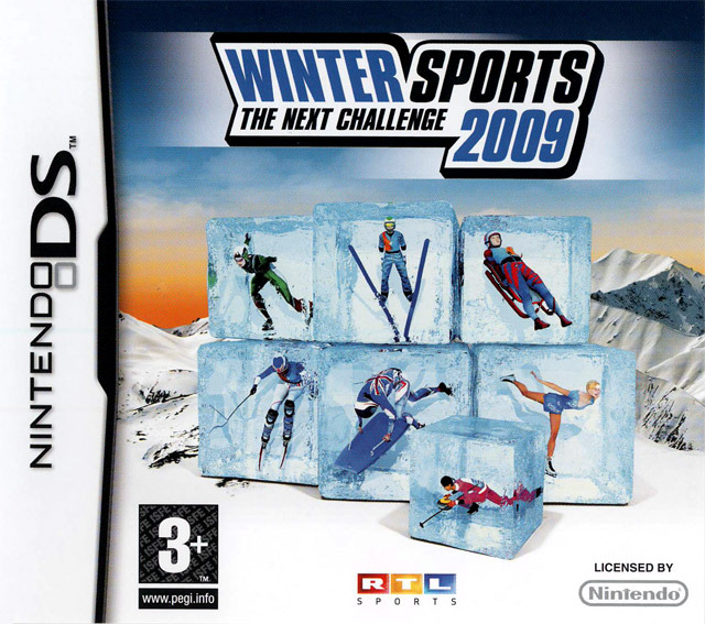Winter Sports 2009 : The Next Challenge DS