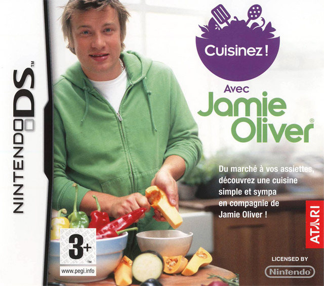 Cuisinez ! avec Jamie Oliver (E) [HF]