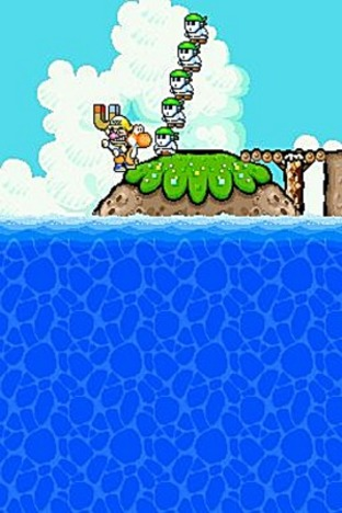 Test Yoshi's Island DS Nintendo DS - Screenshot 47
