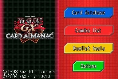 jeuxvideo.com Yu-Gi-Oh! GX Card Almanac - Nintendo DS Image 3 sur 9