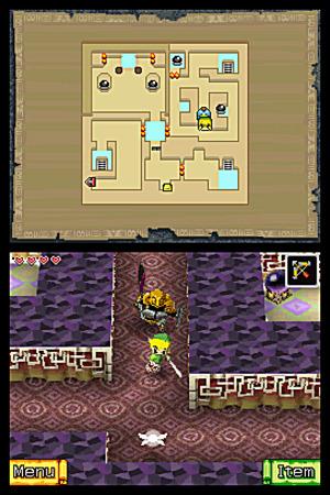 Game convention :Nouvelles images de Phantom Hourglass ! Zephds015
