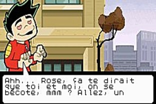 Test American Dragon : Jake Long Gameboy Advance - Screenshot 2