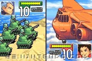 Advance Wars GBA - Screenshot 1
