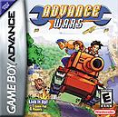 Jaquette Advance Wars - Gameboy Advance