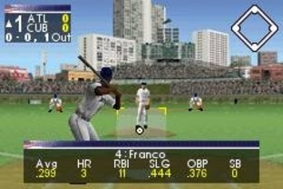Images All-Star Baseball 2003 Gameboy Advance - 1