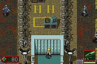 Images Alex Rider : Stormbreaker Gameboy Advance - 7