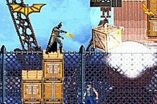 Test Batman Begins Gameboy Advance - Screenshot 1