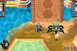Test Bionicle Heroes Gameboy Advance - Screenshot 2