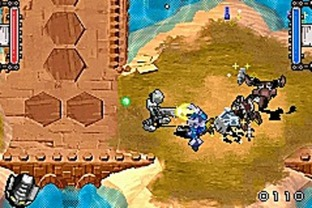 Test Bionicle Heroes Gameboy Advance - Screenshot 4
