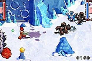 Test Bionicle Heroes Gameboy Advance - Screenshot 5