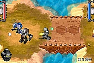 Test Bionicle Heroes Gameboy Advance - Screenshot 7