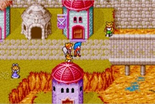 Test Breath Of Fire Gameboy Advance - Screenshot 1