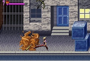 Test Buffy Contre Les Vampires : La Colere De Darkhul Gameboy Advance - Screenshot 15