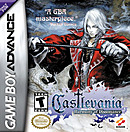 Castlevania : Harmony of Dissonance GBA