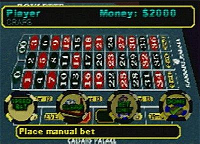 Caesars Palace Advance : Millenium Gold Edition
