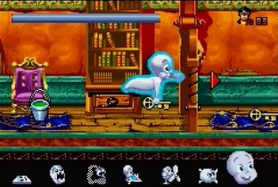 Images Casper Gameboy Advance - 18