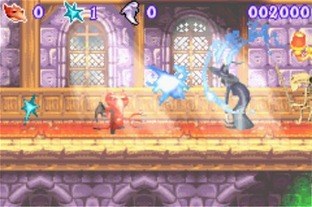 Test Castleween Gameboy Advance - Screenshot 1