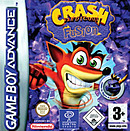 Jaquette Crash Bandicoot : Fusion - Gameboy Advance