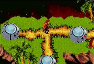 Crash Bandicoot 2 : N-Tranced GBA - Screenshot 19