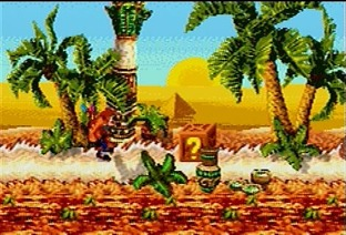 Crash Bandicoot 2 : N-Tranced GBA - Screenshot 21