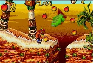 Crash Bandicoot 2 : N-Tranced GBA - Screenshot 22
