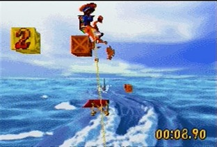 Crash Bandicoot 2 : N-Tranced GBA - Screenshot 31
