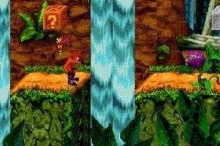 Images Crash Bandicoot 2 : N-Tranced Gameboy Advance - 2