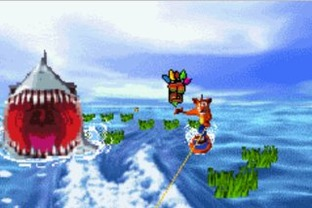 Crash Bandicoot 2 : N-Tranced GBA - Screenshot 13