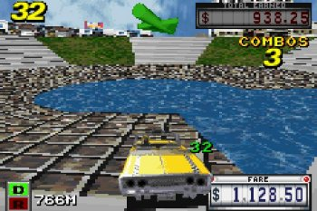 Crazy Taxi : Catch a Ride