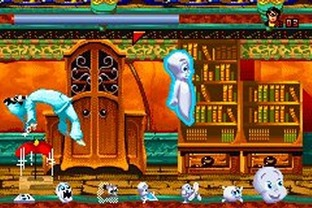 Test Casper Gameboy Advance - Screenshot 5