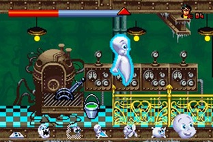 Images Casper Gameboy Advance - 7
