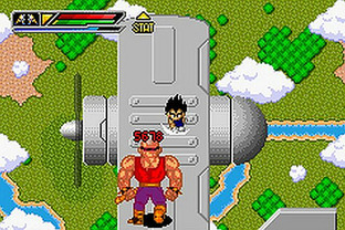 Dragon Ball Z : Buu's Fury GBA - Screenshot 12