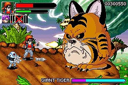Dragon Ball GT : Transformation