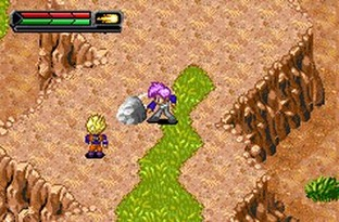 Test Dragon Ball Z : L'Heritage de Goku 2 Gameboy Advance - Screenshot 11