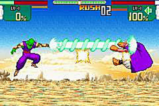 Dragon Ball Z : Supersonic Warriors GBA - Screenshot 22