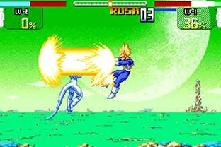 Dragon Ball Z : Supersonic Warriors GBA - Screenshot 47