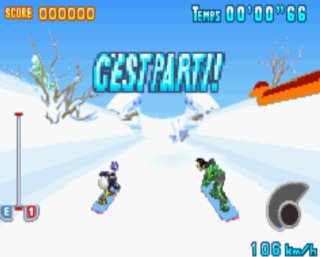 Disney Sports Snowboarding