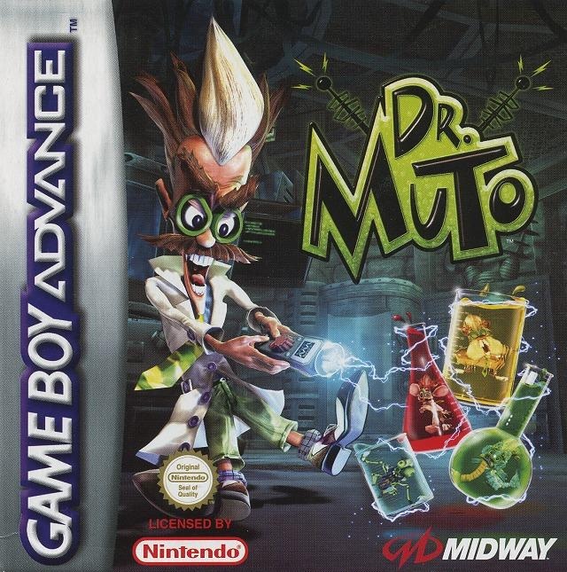 Images Dr. Muto Gameboy Advance - 1