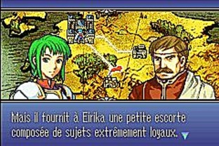 Test Fire Emblem : The Sacred Stones Gameboy Advance - Screenshot 82